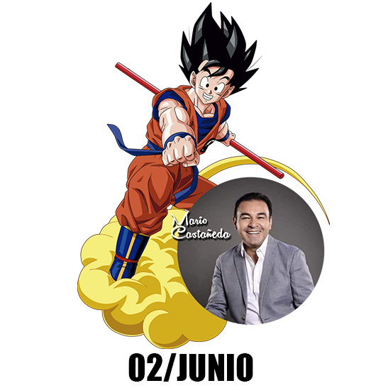 Mario Castañeda en Animekonsato